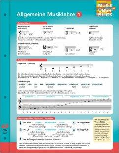 Allgemeine Musiklehre 1