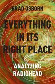 Everything in its Right Place (eBook, PDF)