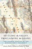 Settling the Valley, Proclaiming the Gospel (eBook, PDF)