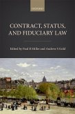 Contract, Status, and Fiduciary Law (eBook, PDF)