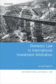 Domestic Law in International Investment Arbitration (eBook, PDF)