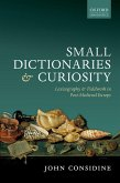 Small Dictionaries and Curiosity (eBook, PDF)