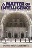A matter of intelligence (eBook, ePUB)