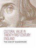 Cultural value in twenty-first-century England (eBook, ePUB)