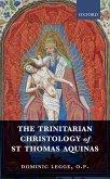The Trinitarian Christology of St Thomas Aquinas (eBook, PDF)