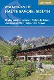 Walking in the Haute Savoie: South (eBook, ePUB)