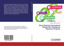 Data Sharing Conceptual Model For Petroleum Pipelines Projects