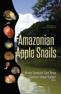 Amazonian Apple Snails