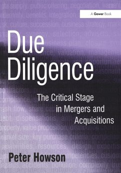 Due Diligence (eBook, PDF)