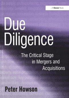 Due Diligence (eBook, ePUB)