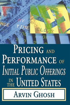 Pricing and Performance of Initial Public Offerings in the United States (eBook, PDF)