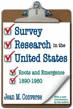 Survey Research in the United States (eBook, PDF)