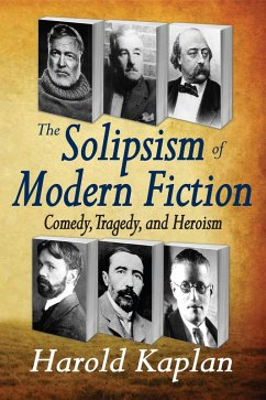 The Solipsism of Modern Fiction (eBook, PDF)