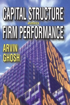 Capital Structure and Firm Performance (eBook, PDF)