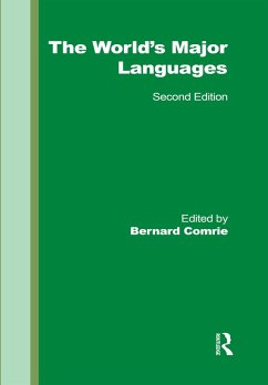 The World's Major Languages (eBook, PDF)