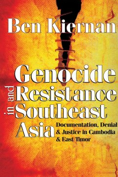 Genocide and Resistance in Southeast Asia (eBook, PDF)