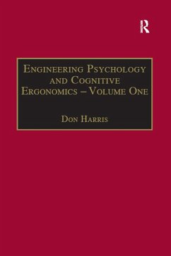 engineering psychology  human performance   von simon banbury justin  hollands