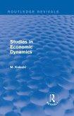 Routledge Revivals: Studies in Economic Dynamics (1943) (eBook, ePUB)