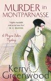Murder in Montparnasse (eBook, ePUB)