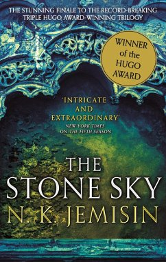 The Stone Sky (eBook, ePUB) - Jemisin, N. K.
