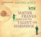 Mister Franks fabelhaftes Talent für Harmonie, 6 Audio-CDs