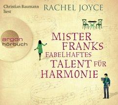 Mister Franks fabelhaftes Talent für Harmonie, 6 Audio-CDs - Joyce, Rachel