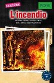 PONS Kurzkrimi Italienisch: L'incendio (eBook, ePUB)