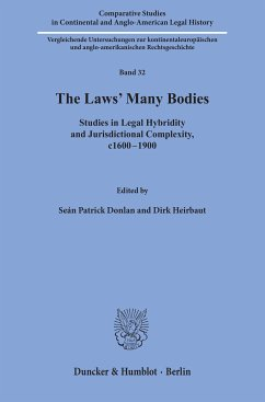 The Laws' Many Bodies. (eBook, PDF)