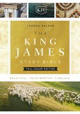KJV, The King James Study Bible, Ebook, Full-Color Edition (eBook, ePUB)
