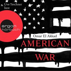 American War (Ungekürzte Lesung) (MP3-Download) - Akkad, Omar El