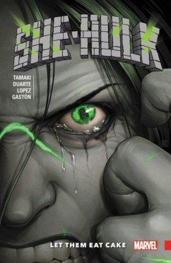 She-hulk Vol. 2: Let Them Eat Cake - Tamaki, Mariko