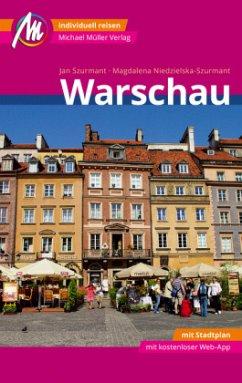 Warschau Reiseführer Michael Müller Verlag (Män...