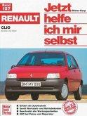 Renault Clio, Benziner und Diesel / Jetzt helfe ich mir selbst Bd.157 (Mängelexemplar)