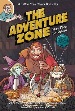 The Adventure Zone: Here There Be Gerblins - Pietsch, Carey; McElroy, Clint; McElroy, Griffin