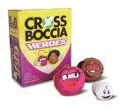 MTS 970827 - Crossboccia Double Pack Heroes, Blond+Muffin, Set für 2 Spieler