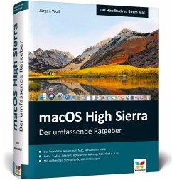 macOS High Sierra - Wolf, Jürgen