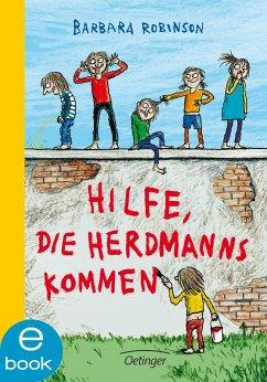 Hilfe, die Herdmanns kommen (eBook, ePUB) - Robinson, Barbara