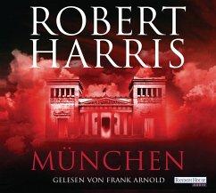 München, 6 Audio-CDs - Harris, Robert