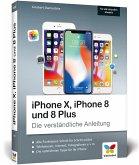 iPhone X, iPhone 8 und 8 Plus