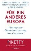 Für ein anderes Europa (eBook, ePUB)