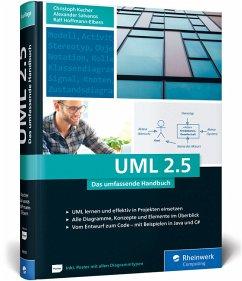 UML 2.5 - Kecher, Christoph; Salvanos, Alexander; Hoffmann-Elbern, Ralf