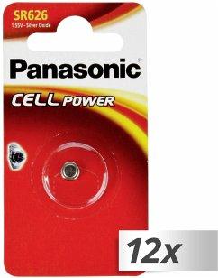 12x1 Panasonic SR-626 EL
