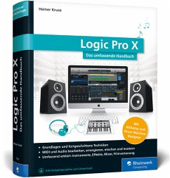 Logic Pro X - Kruse, Heiner