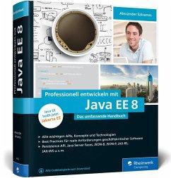 Professionell entwickeln mit Java EE 8 - Salvanos, Alexander