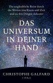 Das Universum in deiner Hand (eBook, ePUB)