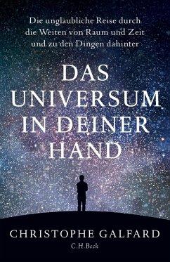 Das Universum in deiner Hand (eBook, ePUB) - Galfard, Christophe