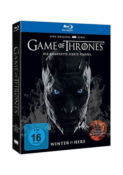 Game of Thrones - Die komplette 7. Staffel (Blu-ray)
