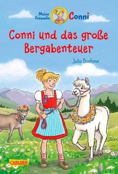 Conni-Erzählbände 30: Conni und das große Bergabenteuer (eBook, ePUB) - Boehme, Julia