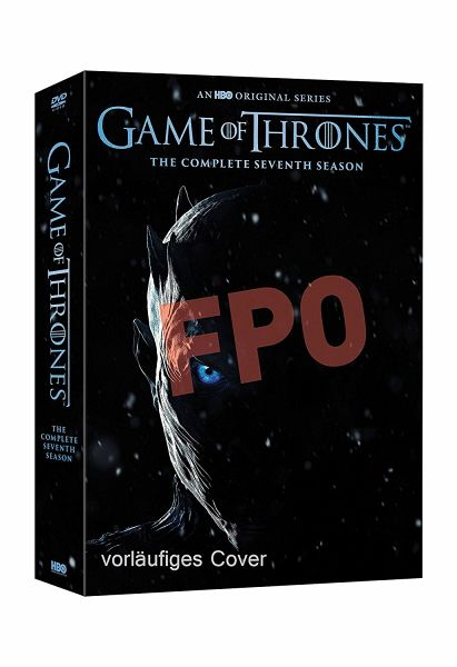 Game of Thrones - Die komplette siebte Staffel (4 Discs + Bonus Disc)