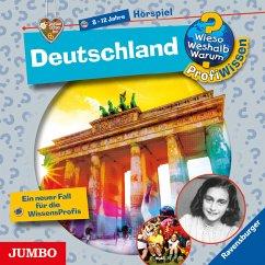 Deutschland / Wieso? Weshalb? Warum? - Profiwissen Bd.21 (MP3-Download) - Schwendemann, Andrea